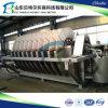 Máquina de cerámica del filtro de discos de las aguas residuales de explotación minera de la fábrica de China, máquina del filtro de las aguas residuales