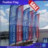 Fabrik-kundenspezifische im Freienbildschirmanzeige-Feder-Markierungsfahnen-Fahne, Wind-Markierungsfahne