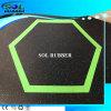 Плитка &#160 сверхмощного специального пола гимнастики логоса резиновый;