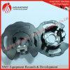 Peças do alimentador da tampa superior SMT Juki do alimentador de Juki FF 32mm