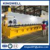 Scherende Maschine der hydraulischen Guillotine-QC11y-16X8000, Ausschnitt-Maschine mit CNC-Controller