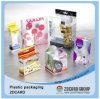 Коробка пластичного подарка любимчика упаковывая