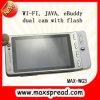 WG3 4 Band 2 SIM Handy Fernsehapparat-WiFi Java