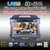 Marco del panel completo del nuevo Sportage jugador del coche DVD GPS de Ugode KIA SD-6042