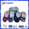 Chaussure intérieure en coton chaude et amincissante pour la peau (TNK36005)