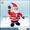 Aufblasbare Karikatur für im Freienaktivität, aufblasbarer Weihnachtsmann