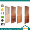 Individual / Seis de panel a nivel de MDF Composite puerta de madera