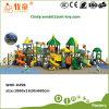 Спортивная площадка верхней серии пущи сбываний напольная сползает для детей