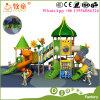 다채로운 아이들 상업적인 옥외 운동장 장비, 아이들 정원 운동장