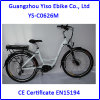 E-Fahrrad-maximales Laufwerk mit Aluminiumlegierung-Rahmen