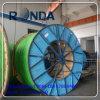 Cabo distribuidor de corrente de cobre protegido blindado subterrâneo 0.6kv de fio de cobre