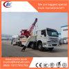 Carro de camión de auxilio resistente de la remolque de HOWO para la venta