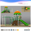 Campo de jogos comercial ao ar livre padrão do Ce de Vasia para os miúdos Vs2-161201-33A