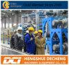 Línea de producción automática de tabiques