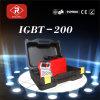 プラスチックケース(IGBT-140F)が付いているIGBT MMAの溶接機