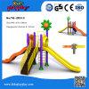 子供の熱い販売のための運動場の小さい屋外のスライドに上る子供のゲーム
