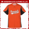 Le plus récent design Custom Print Orange Baseball Jersey (ELTBJI-2)