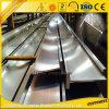 Perfil profesional de la protuberancia del fabricante T Solt Aliminum para la cabina de cocina