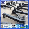Anker des 2280kgs Nk Kohlenstoffstahl-CB711-95 Spek für Lieferungs-Anker