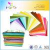 Colorir cores profundas do preço barato do papel de cópia 70g 80g