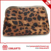 Sac cosmétique de léopard neuf promotionnel en gros de mode pour des dames
