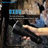 La linterna más brillante del mundo de Imalent Dx80the actualmente, 32000lumens. Seis niveles de producción, modelo especial, Turbo recargable, inmediato, visualización de OLED