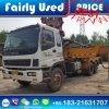 De lage Prijs gebruikte de Vrachtwagen van de Pomp Sany van 42m met Motor Isuzu