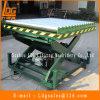 Plate-forme stationnaire de levage hydraulique d'entrepôt avec le Tableau de rouleau