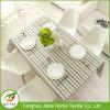 カスタムチェック模様のテーブルクロスの台所食堂テーブルカバー