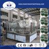 Máquina que capsula de relleno automática del fregado de las botellas 5L para el agua potable