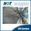 La tecnología de la explotación minera superior Longwall de la cavadura (LTCC) del carbón