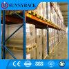 Cremalheira industrial do armazenamento do armazém elevado da capacidade de armazenamento