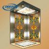 Ascenseur moderne élégant de passager de Roomless de machine (Deeoo-205)