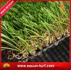 Tappeto erboso artificiale di paesaggio dell'erba del giardino di Residental