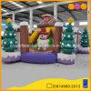 クリスマスの膨脹可能な装飾の膨脹可能なスノーマンの楽しみ都市膨脹可能なクリスマスツリーの警備員(AQ1344-4)