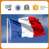 Связанный флаг страны Франции полиэфира для случаев или кампании спортов