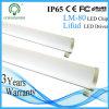 30W 40W 50W 60W Epistar 물 증거 LED 관 빛