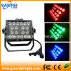 屋外20*15W 6in1 Waterproof LED Wall Wash Light