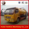 De middelgrote Speciale Vrachtwagen van de Riolering 7mt/7ton