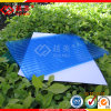 El panel hueco del policarbonato de la cubierta del toldo del invernadero de las hojas del material para techos del policarbonato