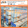 Sistema da cremalheira do armazenamento da carga pesada