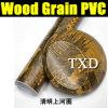Película de madeira do PVC da grão da alta qualidade para a decoração do corpo de carro