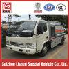 De kleine Vrachtwagen van de Brandstof van de Tanker van de Brandstof van Bowser van de Olie Mobiele voor Verkoop