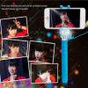 Verdrahteter Taschenlampen Selfie Stock mit Selfie LED Licht