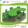 Kaiqi 아이들의 테이블 - 콩 모양 - 유효한 많은 색깔 (KQ50175E)