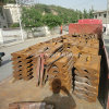 Garniture élevée de grille de broyeur à boulets de fer de manganèse