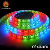 Luz de tira flexible del color 5050 blancos LED de DC12V RGB
