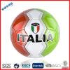 Futebol Sewing da máquina com nome de país