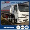 Caminhão de petroleiro de Bowser do óleo de Sinotruk HOWO
