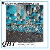 Tubulação Pre-Galvanizada Q195 do soldado do aço de carbono BS1387